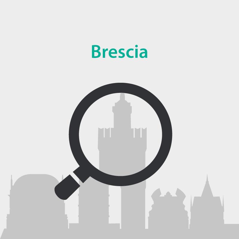 Luciano Ponzi Investigazioni, Sede di Brescia