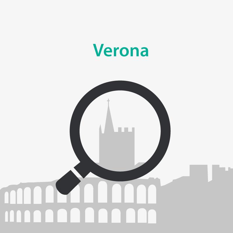 Luciano Ponzi Investigazioni, Sede di Verona