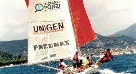 Team Pneumax e Luciano Ponzi