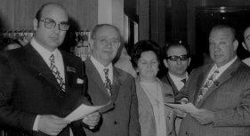 Tom Ponzi e Vittorio Ponzi