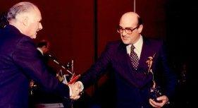 Vittorio Ponzi premiato con il Mercurio d'Oro
