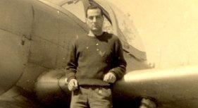 Vittorio Ponzi nell'areonautica