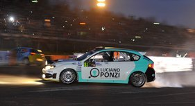 Team Luciano Ponzi Monza Rally Show 2014