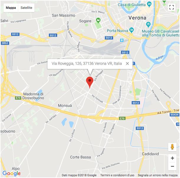 sede investigatore privato Verona