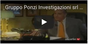 intervista TG2 Gruppo investigazioni Ponzi Srl