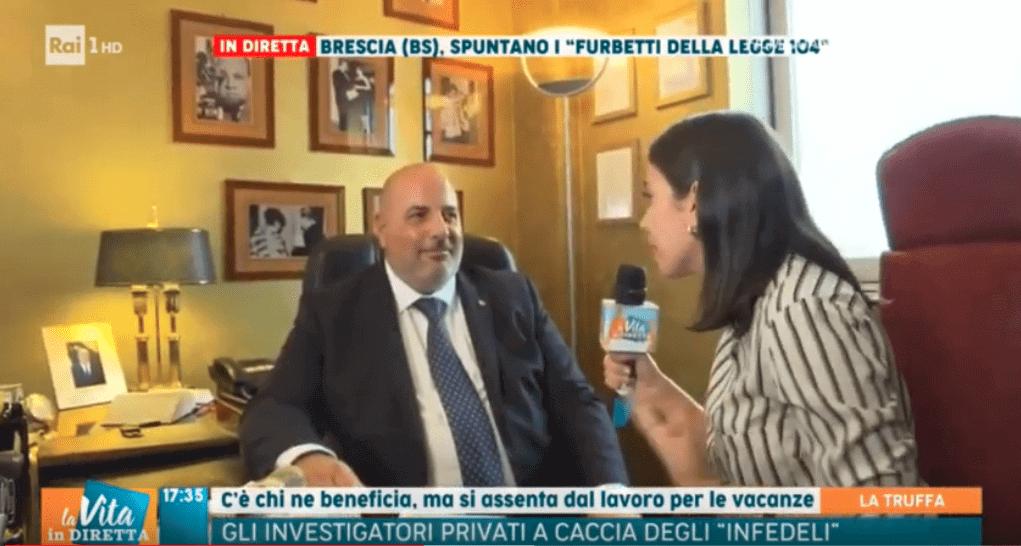 Intervista Luciano Ponzi Investigazioni controlli legge 104